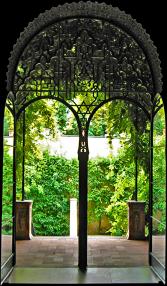 Jardín de Sevilla